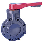 Spears Make CPVC Butterfly Valves