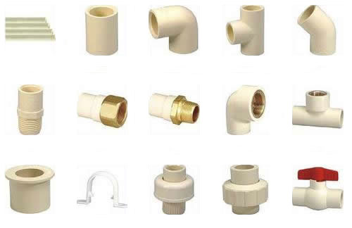 C-PVC Hot & Cold Water Plumbing System Manufacturers In