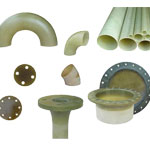 FRP Pipes & Fittings
