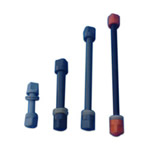 MS Coated Plastic Nut Bolt