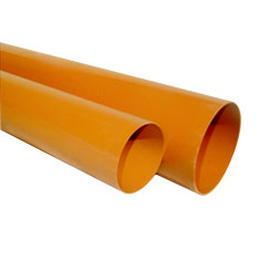 U Drain Solid Wall Pipes Manufacturers In Gujarat India